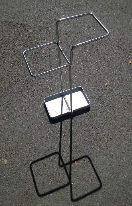 umbrella stand constructivism style bill sixties